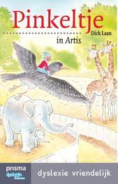 Pinkeltje in Artis dyslexie vriendelijk, Laan, Dick, Ebook