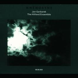 MNEMOSYNE W/ THE HILLIARD ENSEMBLE Audio CD, JAN GARBAREK, CD