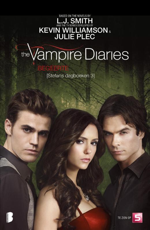 The vampire Diaries - Stefans dagboeken 3 - Begeerte Smith, L.J., Ebook