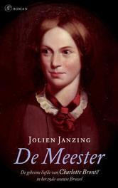 De meester de geheime liefde van Charlotte Bronte in het negentiende-eeuwse Brussel, Janzing, Jolien, Ebook