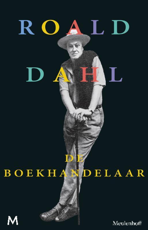 De boekhandelaar Dahl, Roald, Ebook