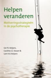 Helpen veranderen motiveringsstrategieen in de psychotherapie, Keijsers, G.P.J., Ebook