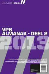 Elsevier VPB almanak: 2 2013