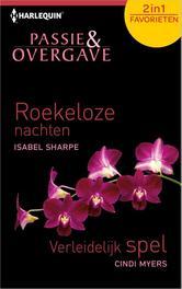 Roekeloze nachten Verleidelijk spel Sharpe, Isabel, Ebook