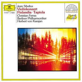 VIOLINKONZERT OP.47 FERRAS/BP/KARAJAN Audio CD, J. SIBELIUS, CD