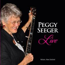 LIVE PEGGY SEEGER, CD