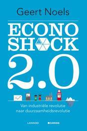 Econoshock 2.0 van industriele revolutie naar duurzaamheidsrevolute, Noels, Geert, Ebook