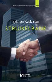 Struikelbank Kalkman, Sybren, Ebook