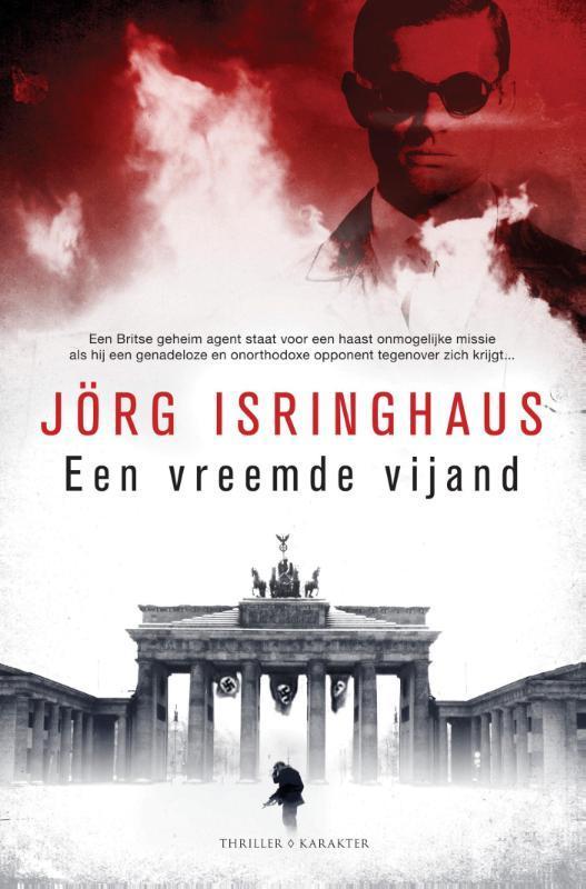 Een vreemde vijand Isringhaus, Jörg, Ebook