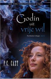 Godin uit vrije wil partholon, Cast, P.C., Ebook