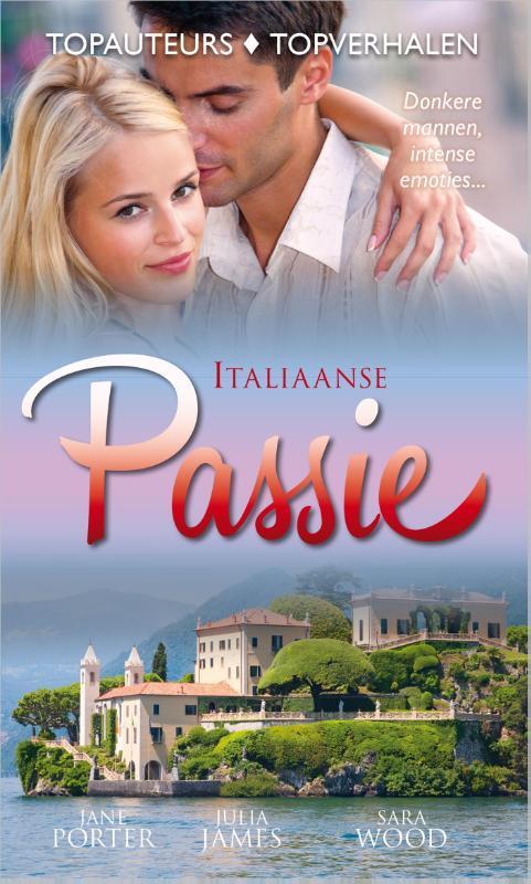 Italiaanse passie Bedwelmd door hartstocht ; Hartstocht als vergelding ; Hartstocht in het Palazzo, Porter, Jane, Ebook