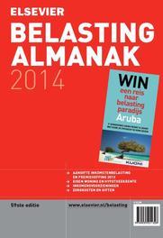 Elsevier belasting almanak / 2014 Buis, W., Ebook