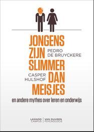 Jongens zijn slimmer dan meisjes en andere mythes over leren en onderwijs, De Bruyckere, Pedro, Ebook