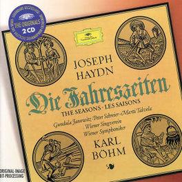 DIE JAHRESZEITEN W/KARL BOHM, PETER SCHREIER, WIENER SYMPHONIKER Audio CD, J. HAYDN, CD