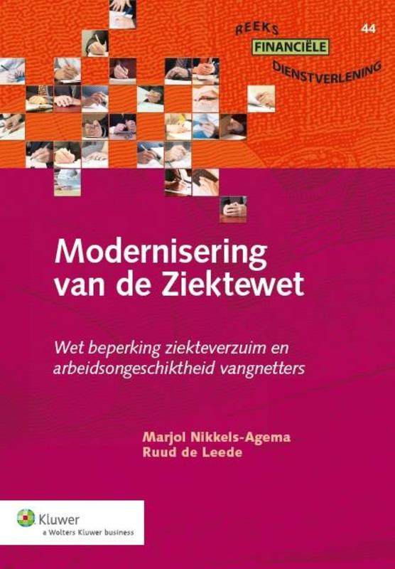 Modernisering van de ziektewet Leede, Ruud, Ebook