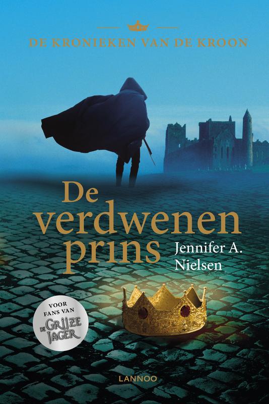 De verdwenen prins Nielsen, Jennifer A., Ebook