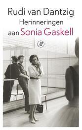 Herinneringen aan Sonia Gaskell Dantzig, Rudi van, Ebook