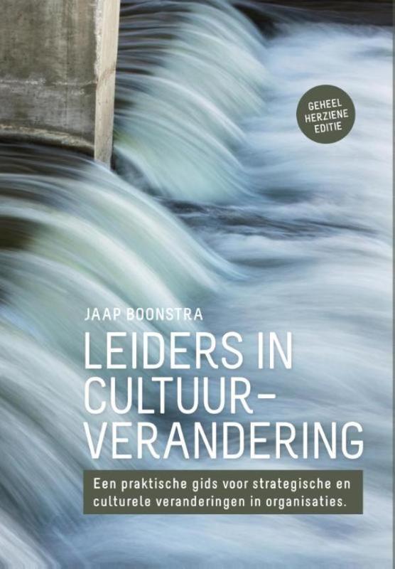 Leiders in cultuurverandering een praktische gids voor strategische en culturele veranderingen in organisaties, Boonstra, Jaap, Ebook
