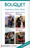Bouquet e-bundel nummers 3461-3464 (4-in-1)