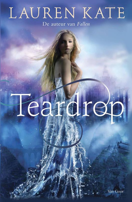 Teardrop Kate, Lauren, Ebook