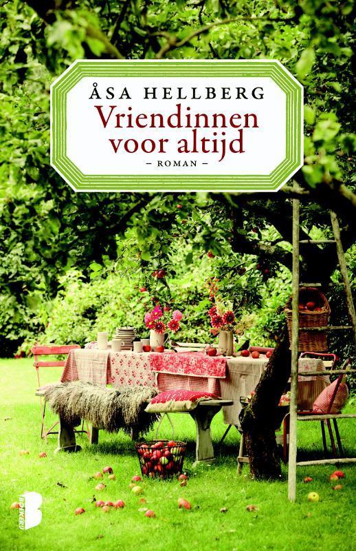 Vriendinnen voor altijd Hellberg, Asa, Ebook