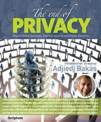 The end of privacy