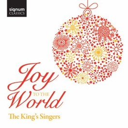 JOY TO THE WORLD KING'S SINGERS, CD