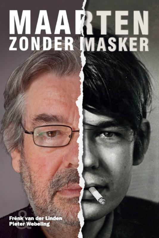 Maarten zonder Masker biografie, Linden, Frenk van der, Ebook