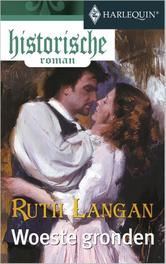 Woeste gronden Ryan Langan, Ruth, Ebook