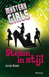 Mystery girls / 2 Stelen in stijl Boets, Jonas, Ebook