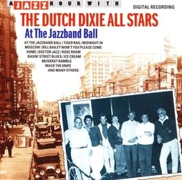 A JAZZ HOUR WITH Audio CD, DUTCH DIXIE ALL STARS, CD
