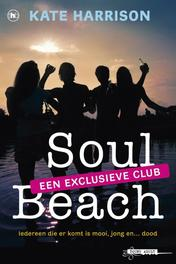 Soul beach een exclusieve club, Harrison, Kate, Ebook