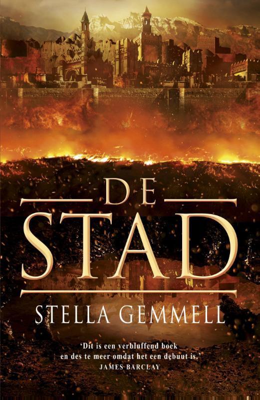 De stad Gemmell, Stella, Ebook