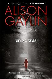 En ze was Gaylin, Alison, Ebook