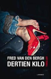 Dertien kilo Bergh, Fred van den, Ebook
