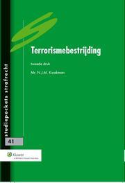 Terrorismebestrijding Kwakman, N.J.M., Ebook