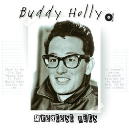 GREATEST HITS FT. THAT'LL BE THE DAY/PEGGY SUE/MAYBE BABY/A.O./180GR BUDDY HOLLY, LP