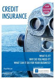 Credit insurance Becue, Paul, Ebook