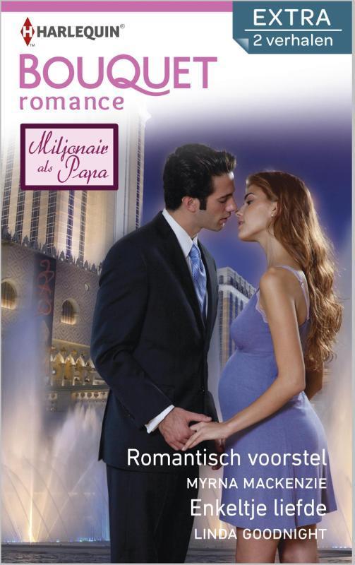 Romantisch voorstel  Enkeltje liefde MacKenzie, Myrna, Ebook