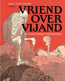 Vriend over vijand Damme, Paul Van, Ebook