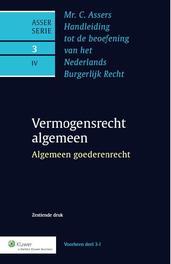 Asser 3-IV Algemeen goederenrecht Ebook