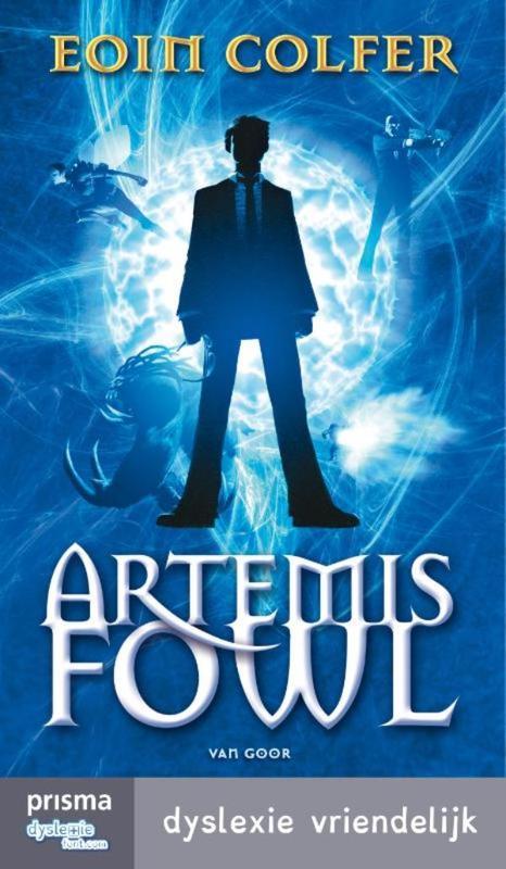 Artemis Fowl dyslectische uitgave, Colfer, Eoin, Ebook
