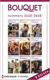 Bouquet e-bundel nummers 3440-3448 (9-in-1)