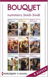 Bouquet e-bundel nummers 3440-3448 (9-in-1) Kendrick, Sharon, Ebook