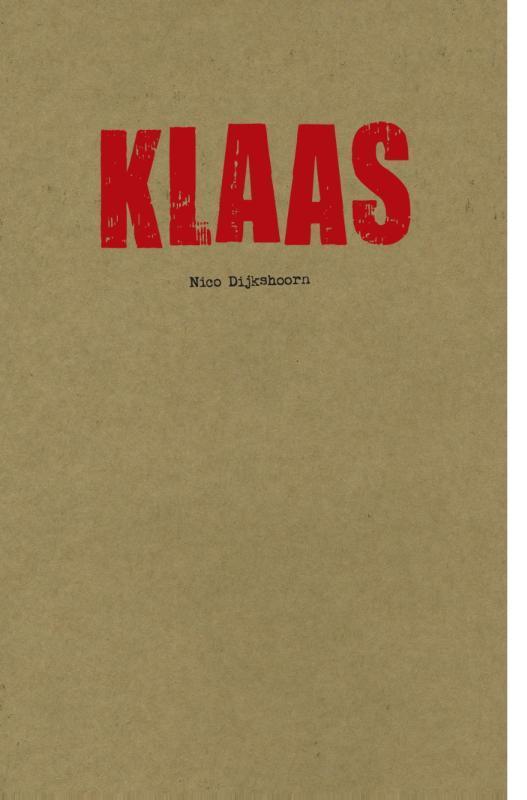 Klaas Dijkshoorn, Nico, Ebook