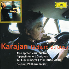 ZARATHUSTRA BERLIN P.O./HERBERT VON KARAJAN Audio CD, R. STRAUSS, CD