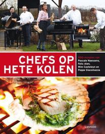 Chefs op hete kolen bbq-recepten van Pascalle Naessens, Felix Alen, Wim Casteleyn en Peppe Giacomazza, Declercq, Marc, Ebook