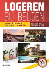 Logeren bij Belgen in Italie, Spanje, Portugal en Marokko Erwin, De, Ebook