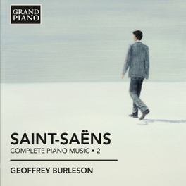COMPLETE PIANO WORKS 2 GEOFFREY BURLESON SAINT-SAENS, C., CD