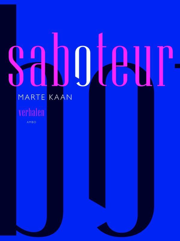 Saboteur Kaan, Marte, Ebook